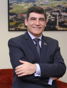 José Carlos Carles de Souza, reitor da UPF.