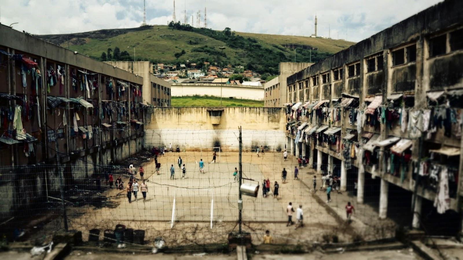 penitenciaria fuga rebeliao